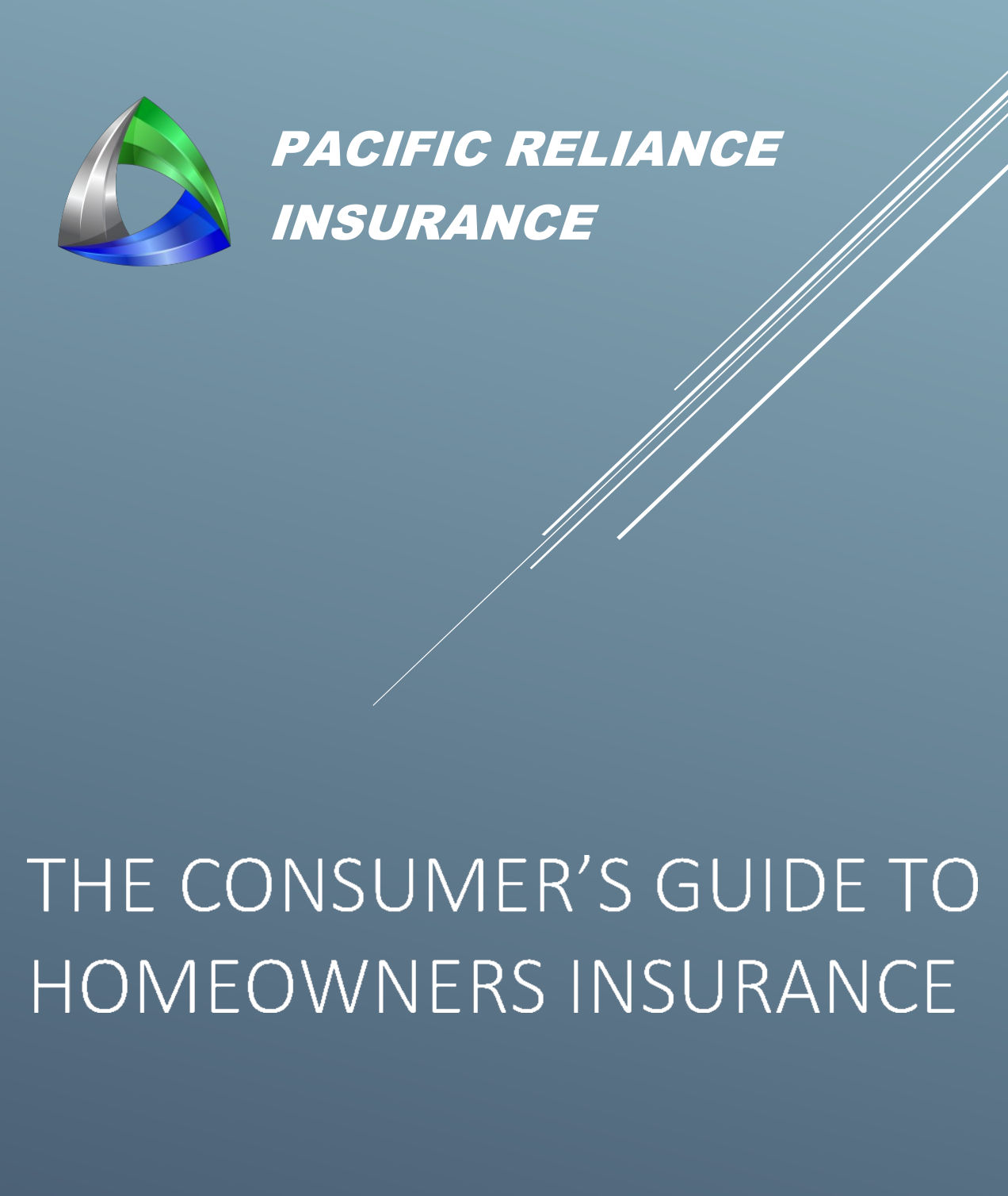 The Consumer's Guide to Homeowners Insurance Download PDF
